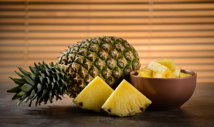 Какая польза свежего ананаса для организма человека
