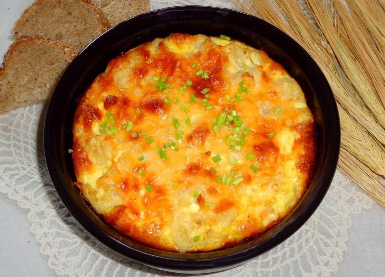 Запеканка из цветной капусты — рецепты приготовления в духовке и мультиварке