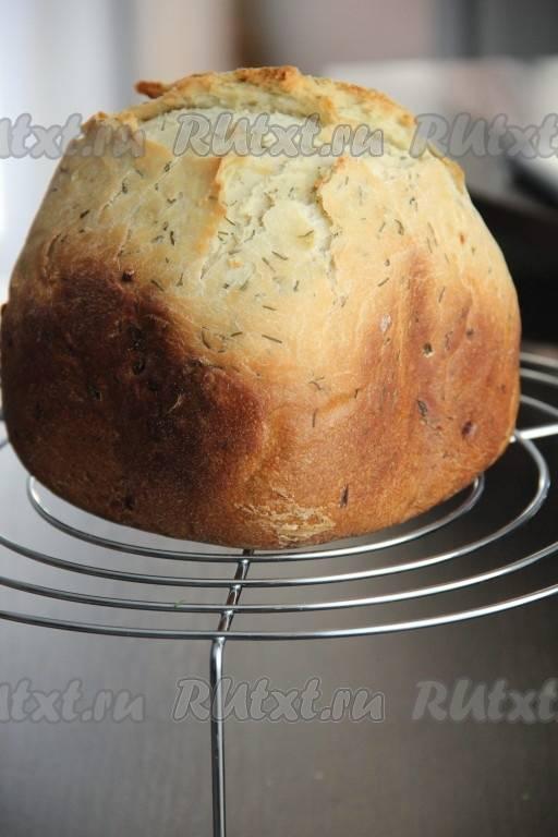 Хлеб быстрой выпечки в хлебопечке