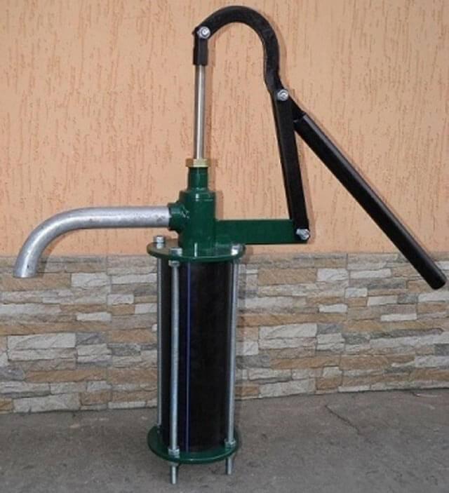 Ручной насос для скважины своими руками: порядок действий при изготовлении самодельной модели