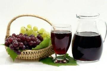 Виноградный сок на зиму в домашних условиях: как его правильно делать? лучшие рецепты виноградного сока на зиму из кастрюли или соковарки