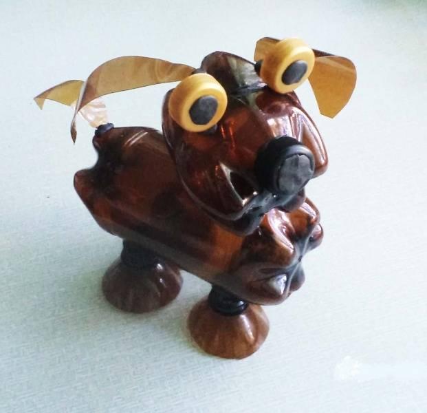 Поделка собака: основные способы как сделать своими руками. мастер-класс изготовления игрушек для детей и взрослых (60 фото)
