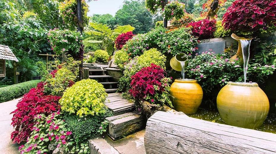 Плодовый сад в ландшафтном дизайне – идеальное решение для маленького участка