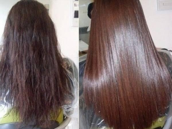 Способы применения яблочного уксуса для волос