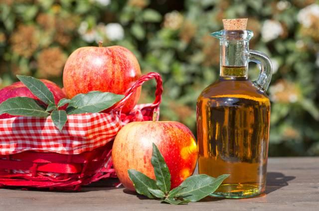 Яблочный уксус — польза и вред, как принимать