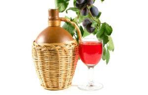 Как приготовить вино из сливы в домашних условиях по простым рецептам
