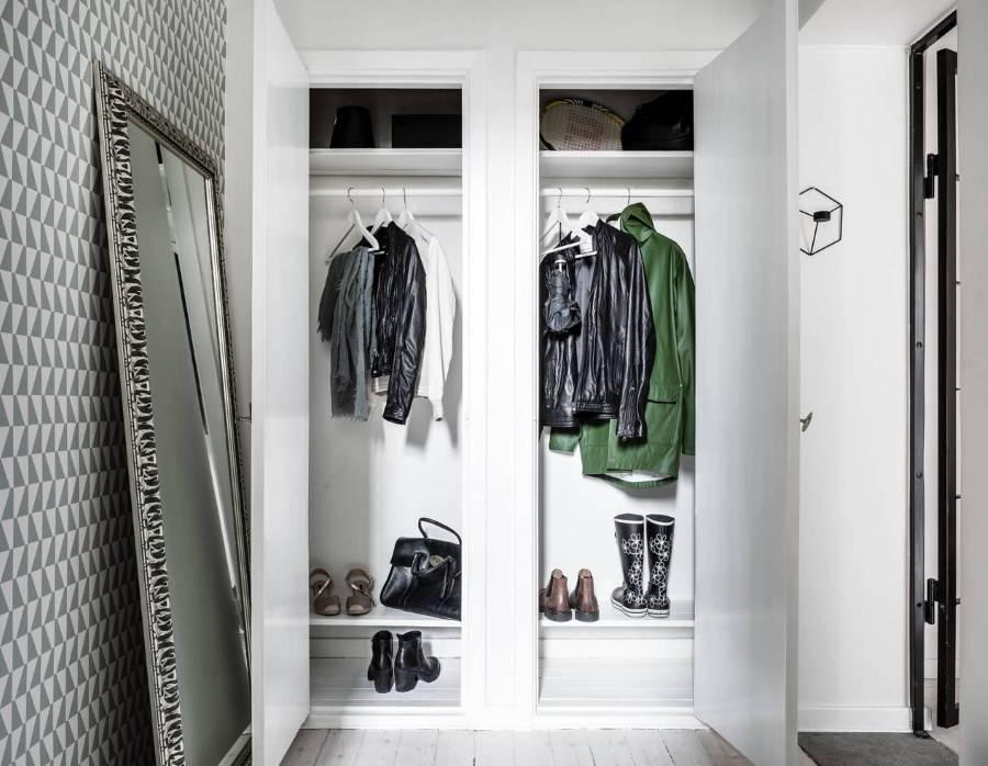 Гардеробная своими руками: идеи обустройства, чертежи, схемы, проекты и варианты дизайна гардеробной (125 фото)