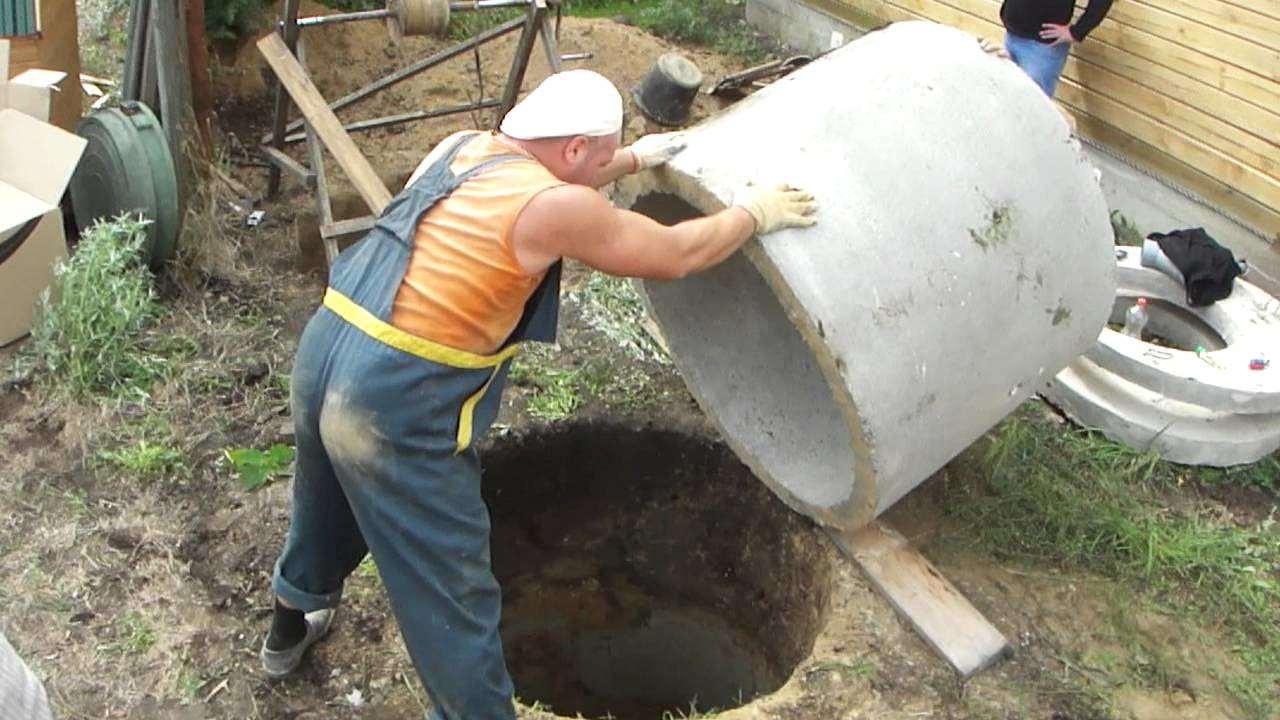 Обустройство скважины на дачном участке