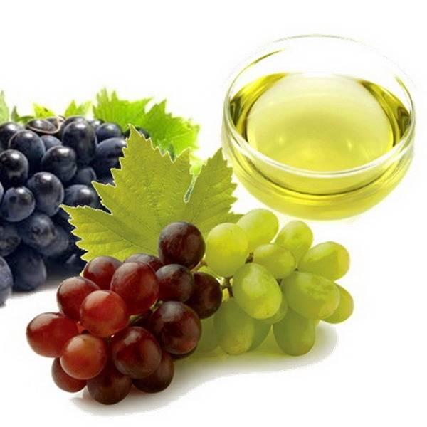 Масло из виноградных косточек: полезные свойства и противопоказания
