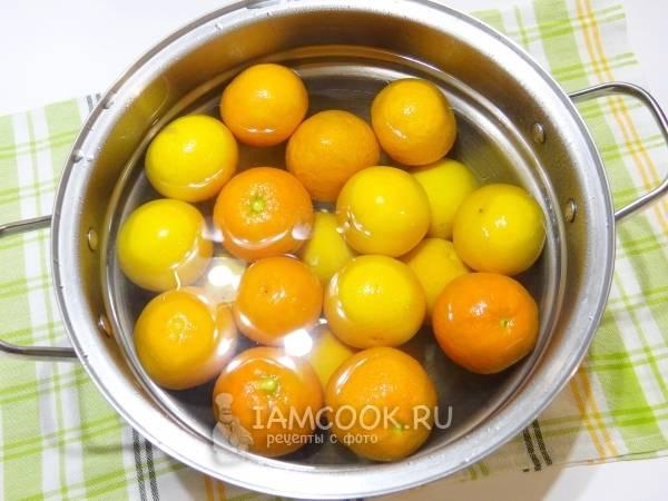Варенье из мандаринов – как сварить мандариновое варенье легко и просто