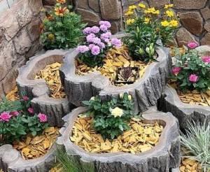 Рутарий - причудливый сад пней и коряг. полезные мелочи для дачи своими руками (59 фото): ландшафтные работы, облагораживание сада и зоны отдыха удивительный рутарий – сад корней на вашем участке