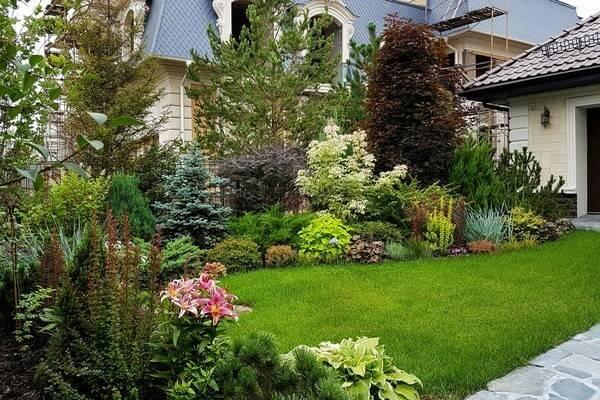 Сад в английском стиле для вашей дачи