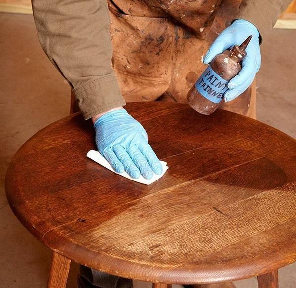 Полироль для мебели своими руками