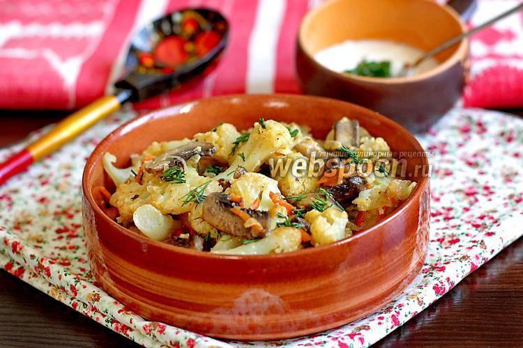 И диета, и праздник запеканка из цветной капусты