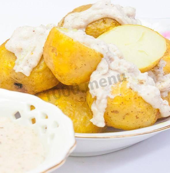 Нежная картофельная запеканка под румяной корочкой