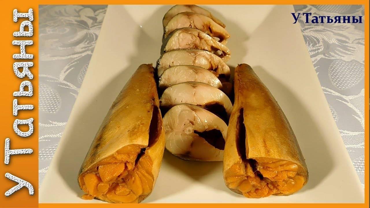 Готовим аппетитную скумбрию в луковой шелухе