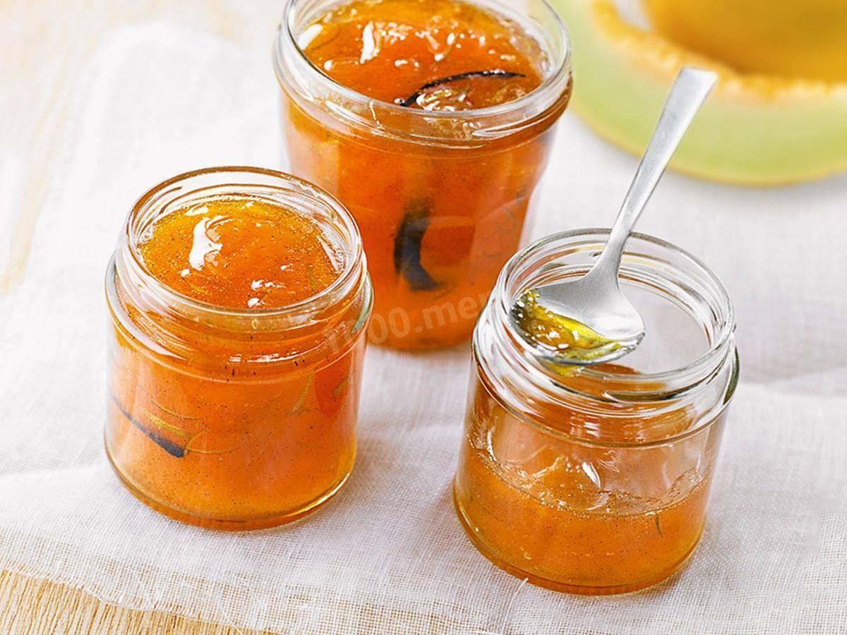 Варенье из кабачков с лимоном, 9 рецептов на зиму с добавлением апельсинов, имбиря, кураги и мяты