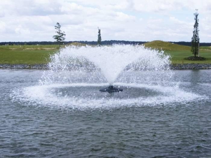 Аэратор для водоёма: принцип работы, сборка и обзор лучших моделей
