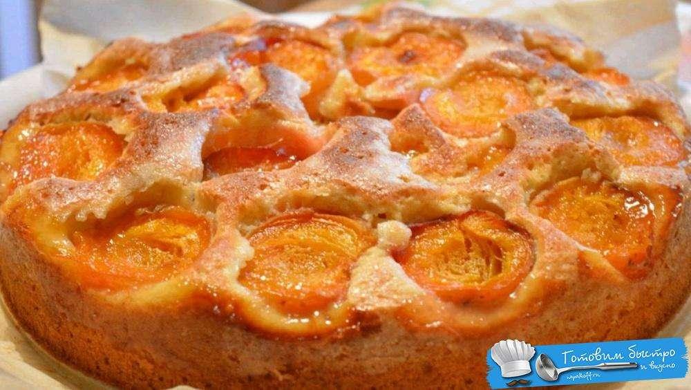 Десерт на сковороде