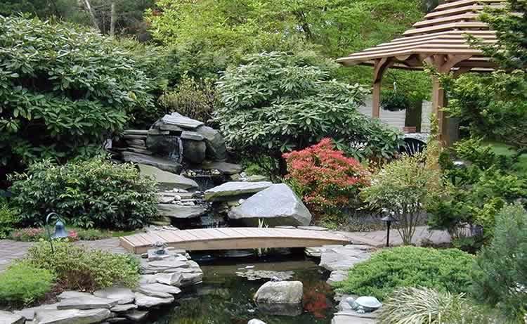 Ландшафтный дизайн своими руками: варианты оформления участка. обустройство сада, газона, территории разной площади. 110 фото-идей, как оформить участок