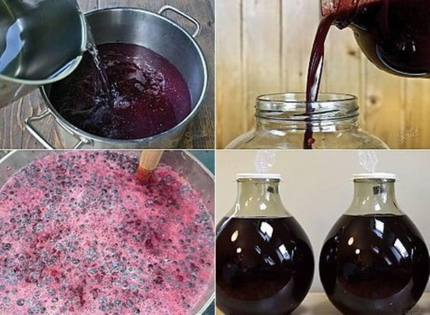 В какой посуде можно делать виноградное вино, возможные варианты