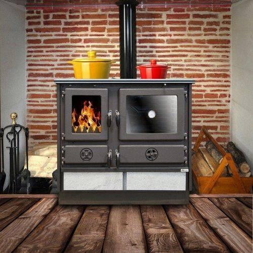 Чугунные печи для дачи дровяные: рассмотрим типы и принцип работы печей длительного горения