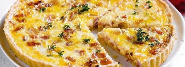 Французский луковый пирог: подборка вкуснейших домашних рецептов