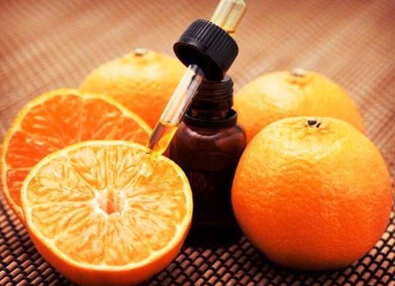 Применение эфирного масла мандарина
