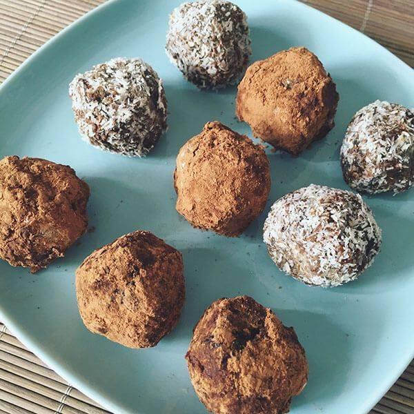 Рецепты полезных сладостей (без сахара)