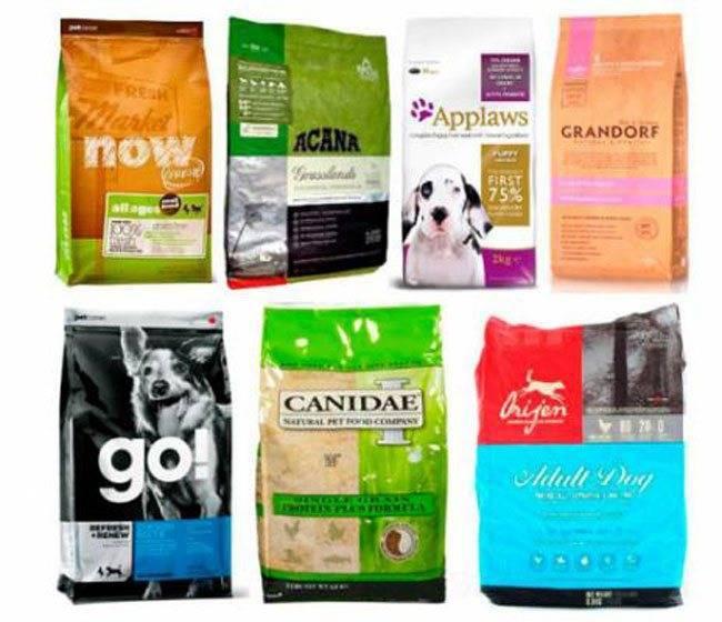 Брит корм для собак — разновидности, отличие, преимущества, видео
