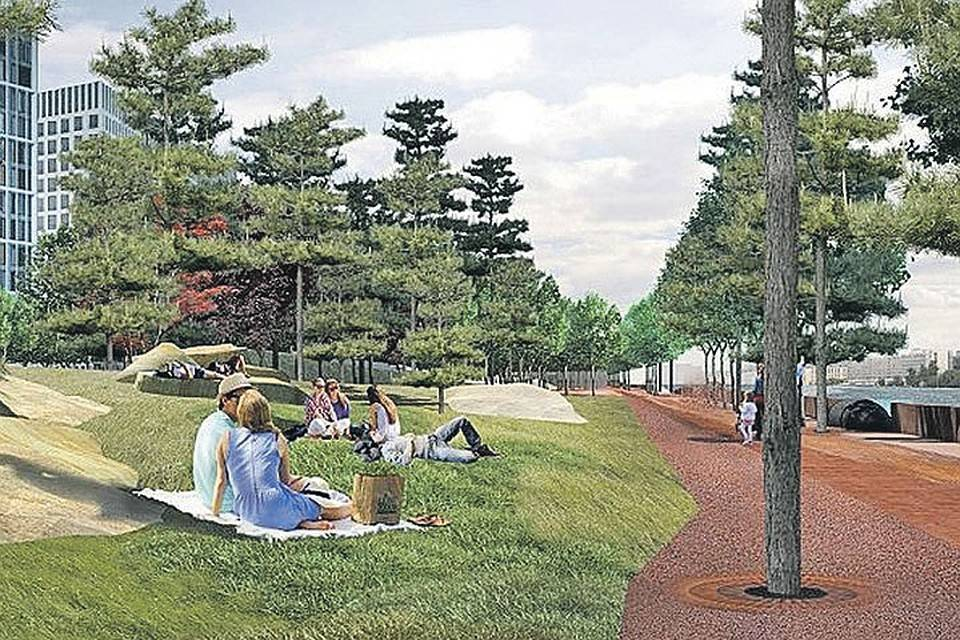 Прогулка вдоль яузы: что посмотреть в самом длинном парке столицы