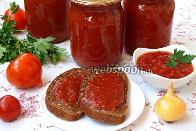 Лучшие рецепты соуса из помидор на зиму для мудрой хозяйки