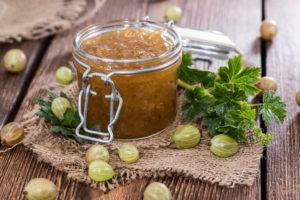 Секреты приготовления вкусного желе из ягод крыжовника с апельсинами