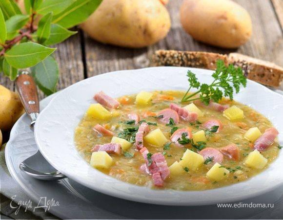 Как варить гороховый суп, чтобы горох был мягкий