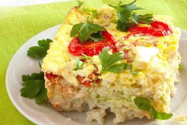 7 классных рецептов рисовой запеканки