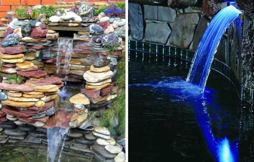 Как выбрать насос для фонтана