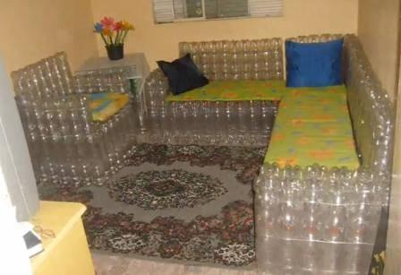 Идеи из пластиковых бутылок для дома и дачи!