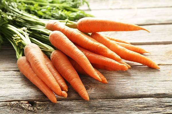 Морковь польза и вред для организма человека