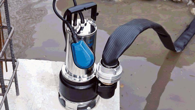 Какой дренажный насос для грязной воды лучше выбрать – виды, различия, особенности выбора