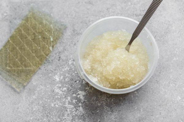 Желе из лимона – рецепт с фото без сахара с желатином (+9 рецептов)