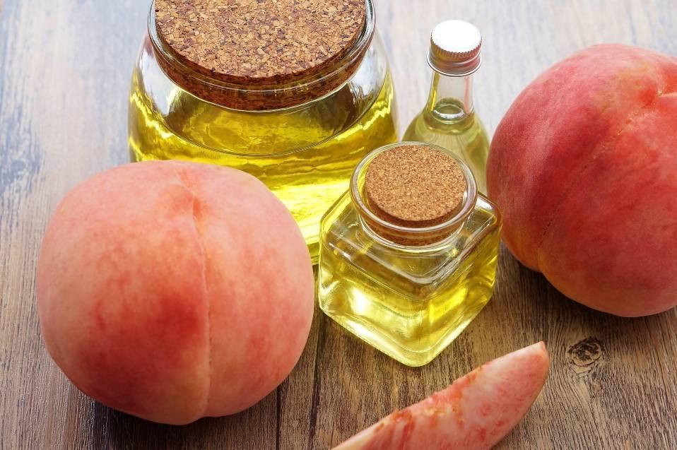 Персиковое масло и его применение для поддержания красоты и здоровья