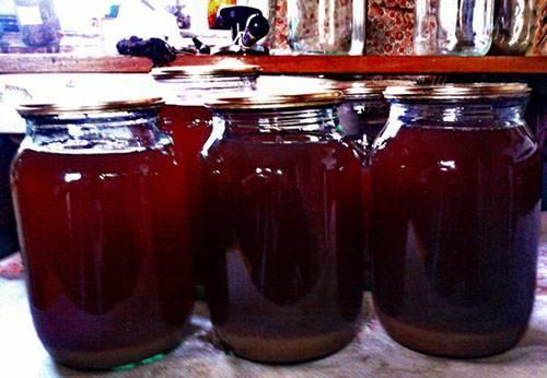 Как сделать виноградный сок на зиму в домашних условиях