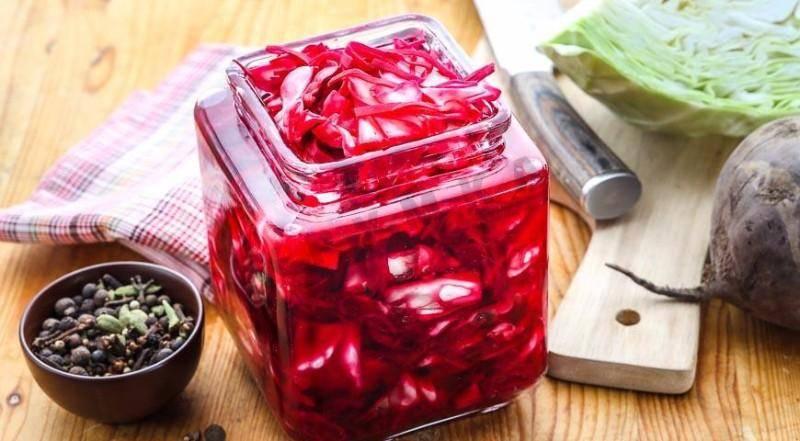 Маринованная свекла на зиму: популярные рецепты с фото