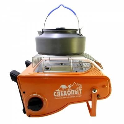 Газовый обогреватель для походов и рыбалки, обзор портативного инфракрасного радиатора, видео