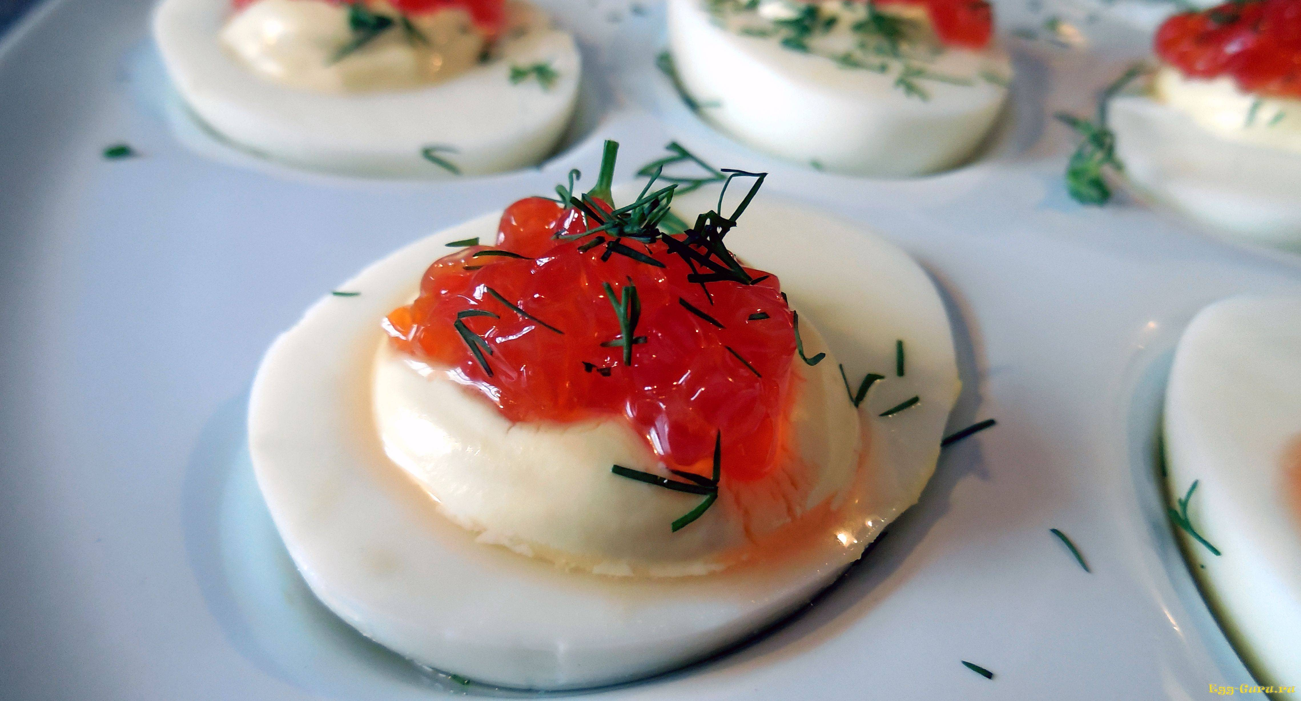Фаршированные яйца на праздничный стол— просто и вкусно