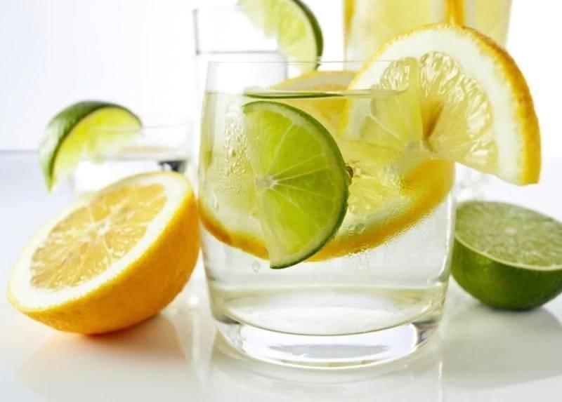 Вода с лимоном для похудения: польза, противопоказания, рецепты