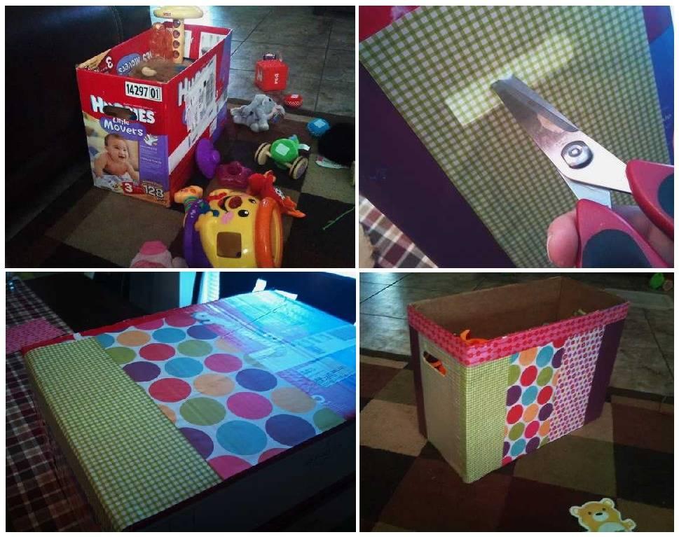 Идеи хранения игрушек