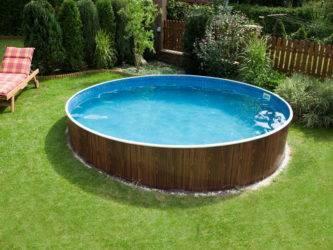 Выбираем лучший бассейн для дачи