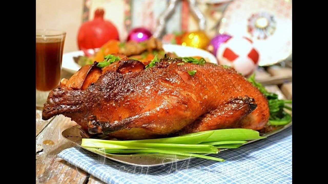 Утка кусочками в духовке — 4 рецепта