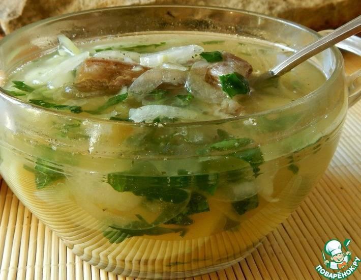 Суп с цветной капустой и картошкой, рецепт с фото